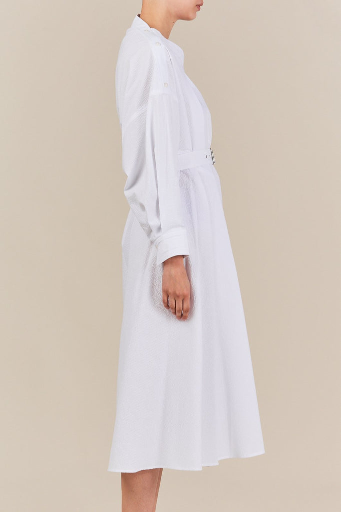 welcome dress, white