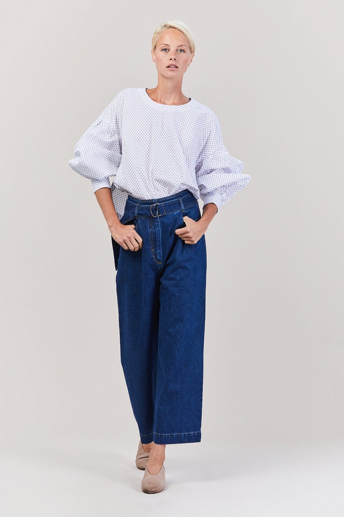 Rachel Comey - Woolf Top, White