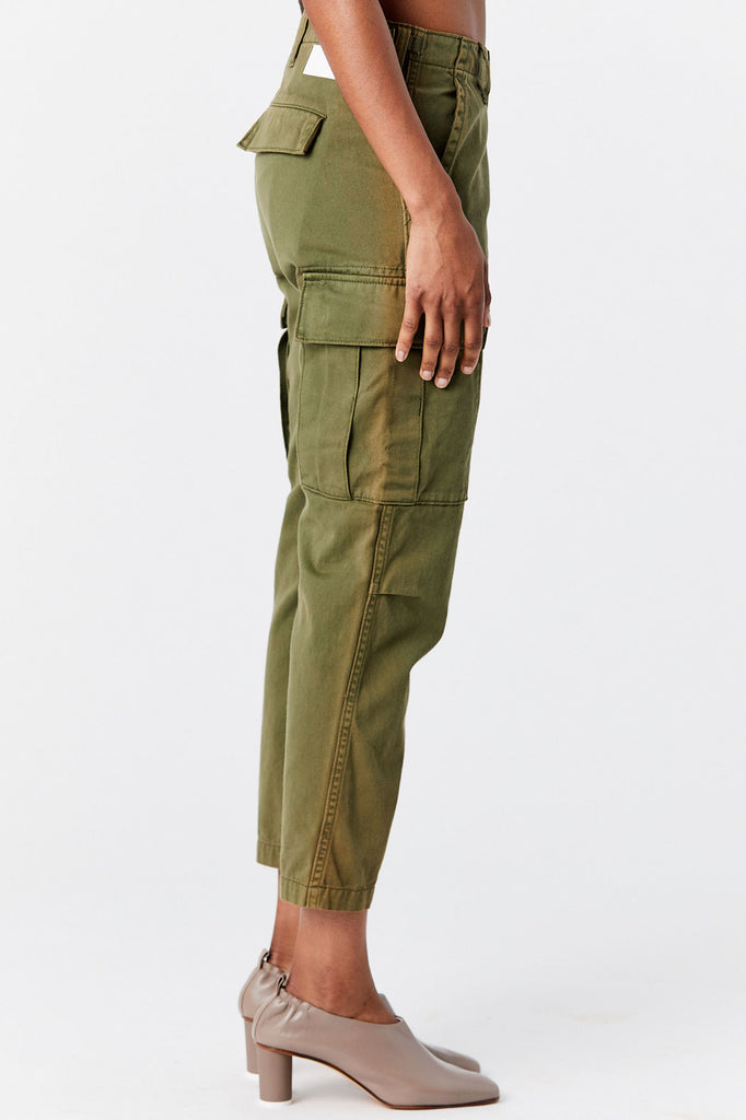 RE/DONE - Cargo Pant, Army