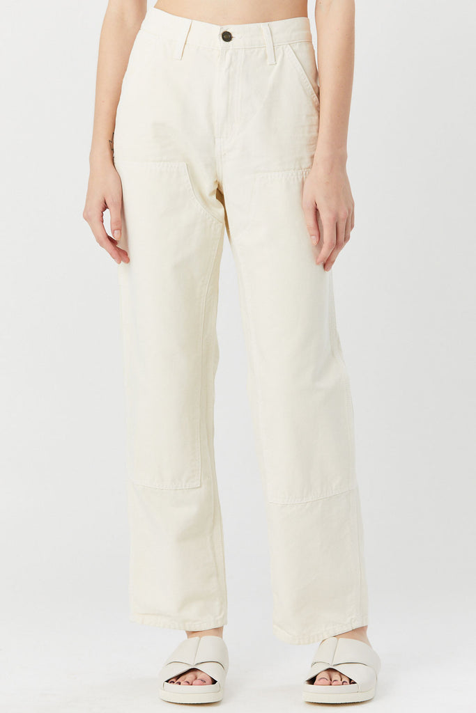 RE/DONE - Workmans Pant, Off White