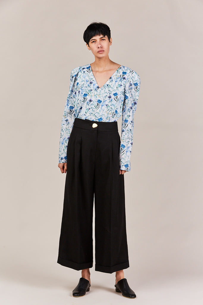 Dylan linen trousers