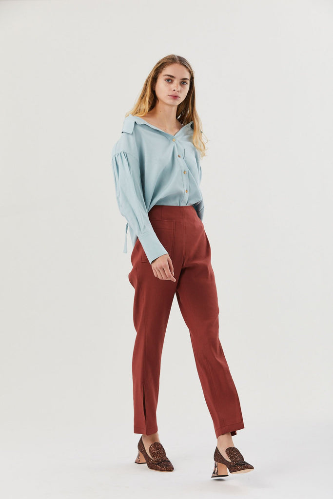 Miller Trousers, Incarnadine