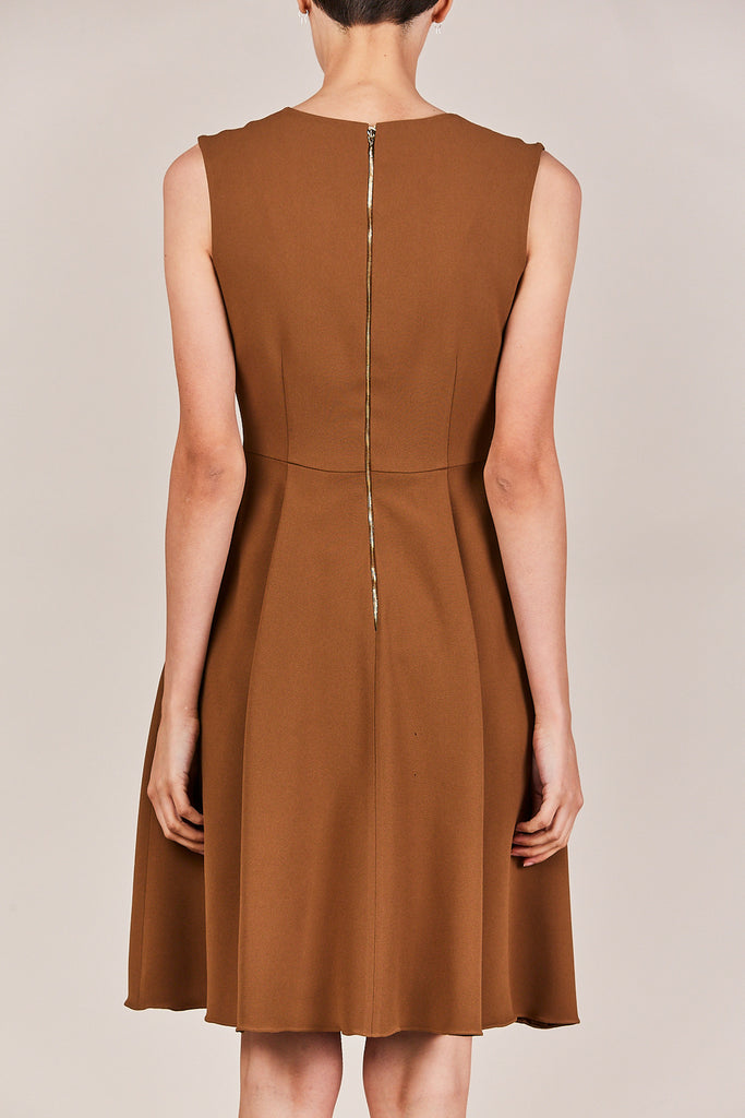 Rochas - fitted dress
