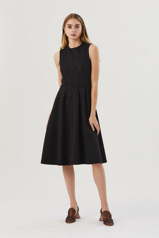 Nebba Dress, Black