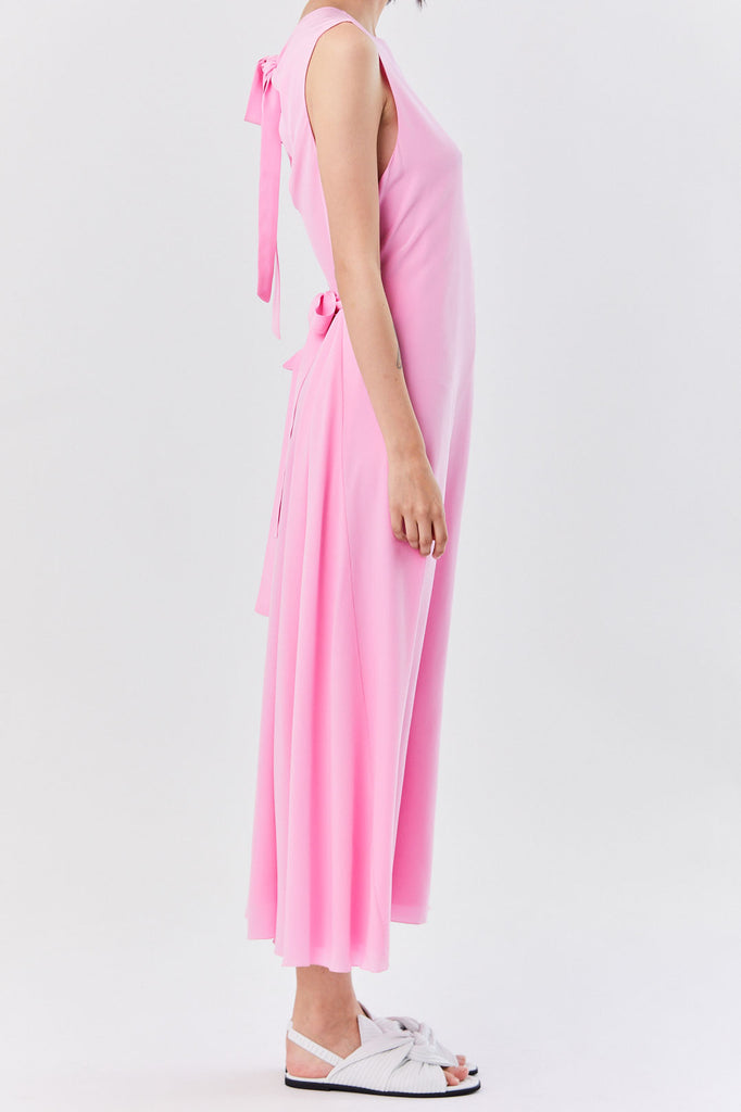Rochas - Overgross Dress, Pink
