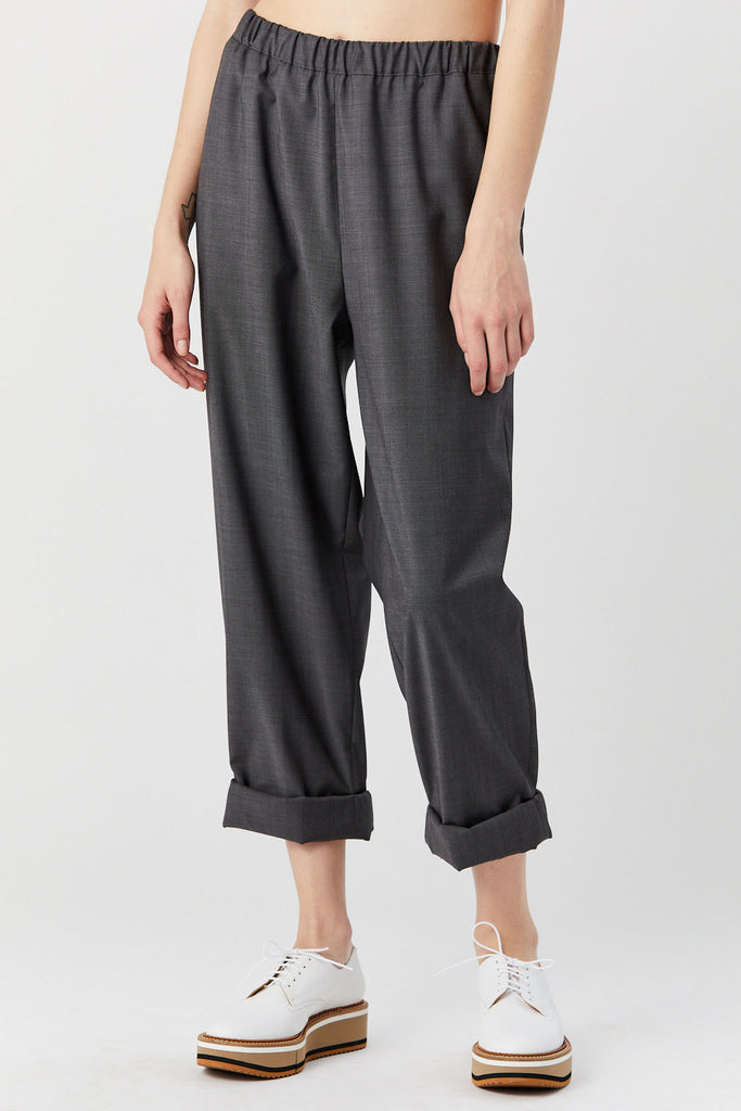 Querics Pant, Grey