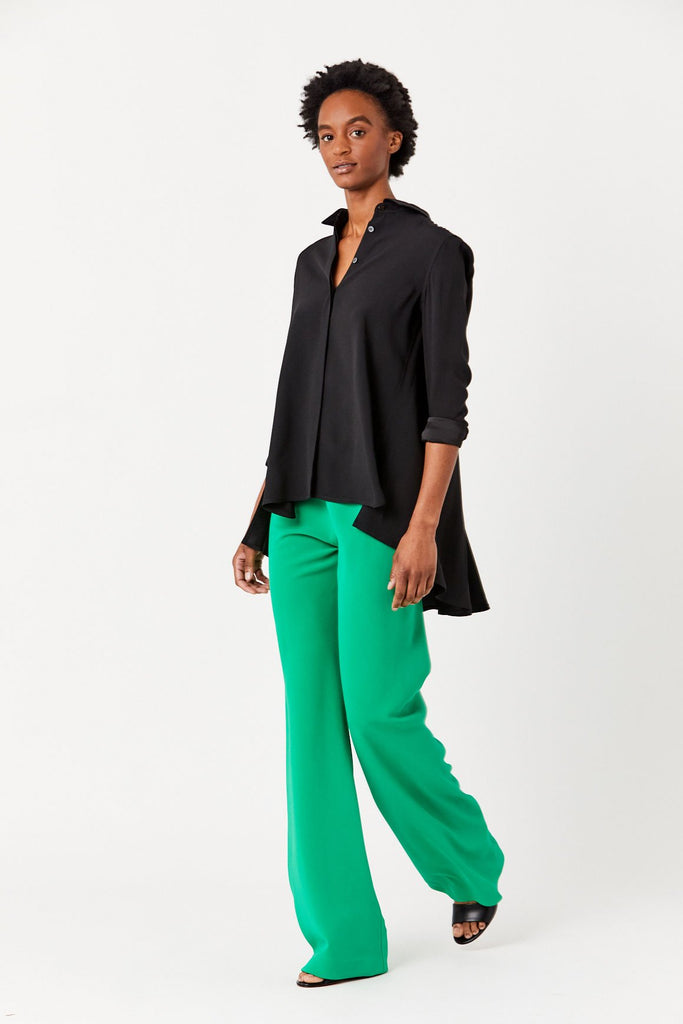 Rosetta Getty - Bias Cut Pant, Meadow