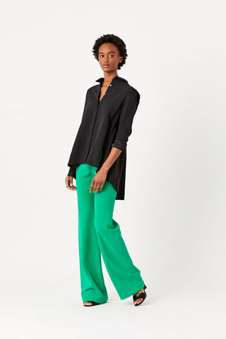 Bias Cut Pant, Meadow