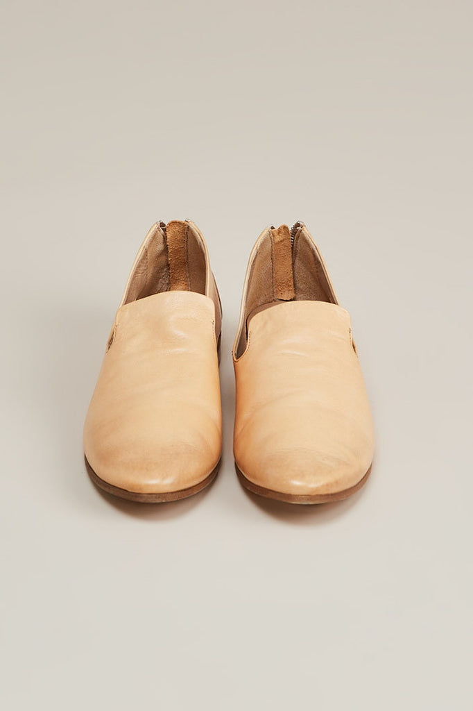 Colteldino loafer w/ zip, Natural by Marsèll @ Kick Pleat - 3