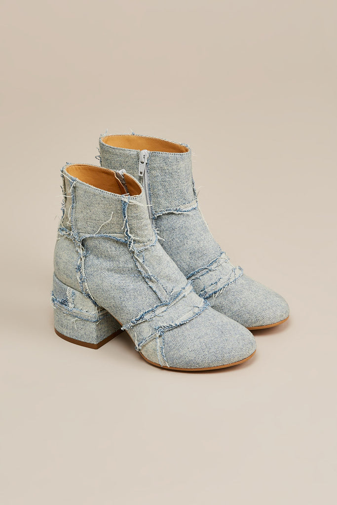 Denim Boots, Vintage by MM6 by Maison Martin Margiela