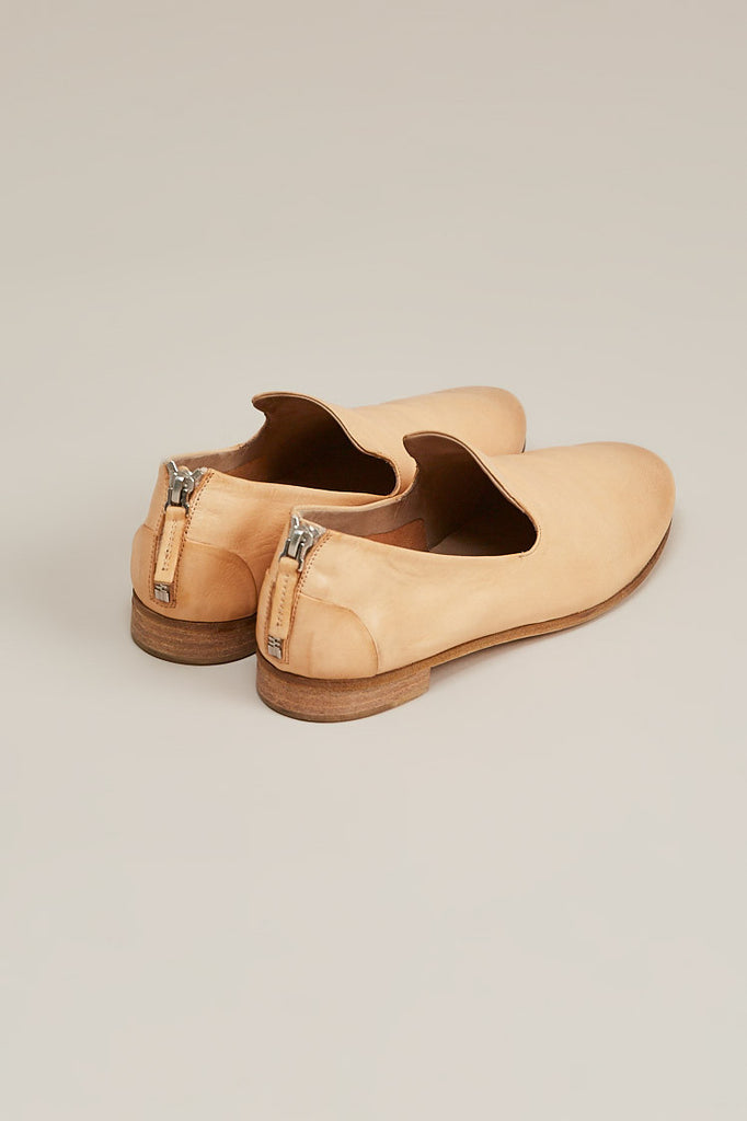 Colteldino loafer w/ zip, Natural by Marsèll @ Kick Pleat - 4