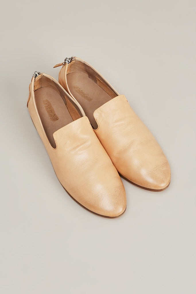 Colteldino loafer w/ zip, Natural by Marsèll @ Kick Pleat - 5