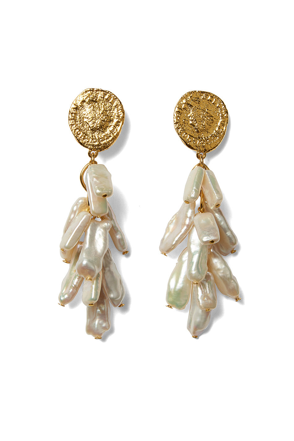 Lizzie Fortunato - roma earrings
