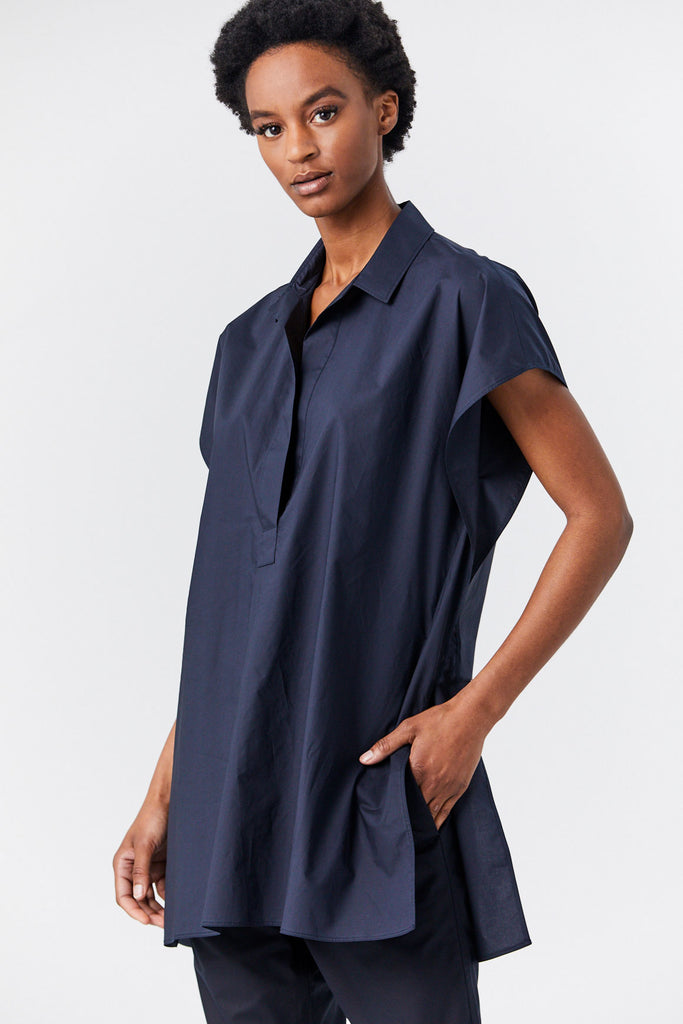 Bissau Tunic, Navy