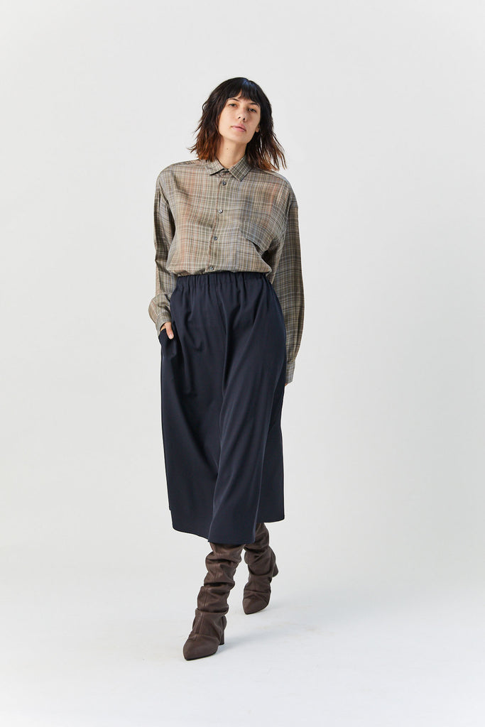SOFIE D'HOORE - Suwon Skirt, Midnight