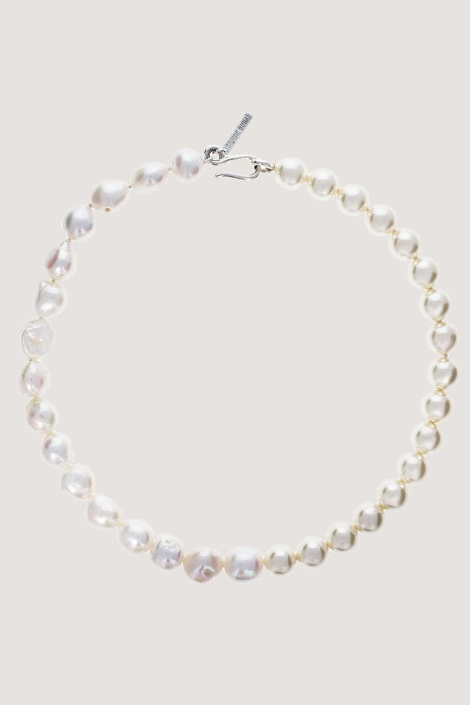 Sophie Buhai - mixed pearl collar
