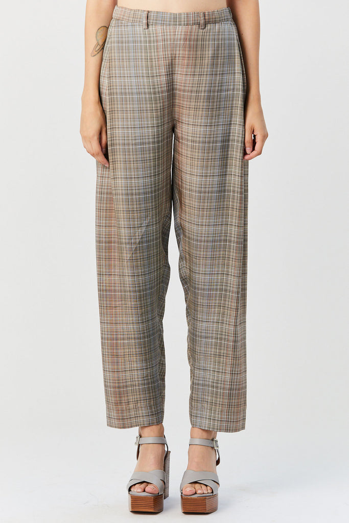 Stephan Schneider - Trouser Leaves, Plaid