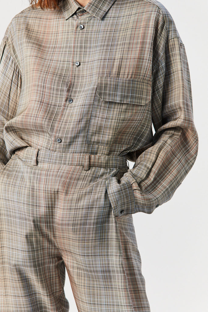 Stephan Schneider - Conifers Shirt, Plaid