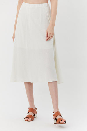 Stephan Schneider - Splash Skirt, Cream