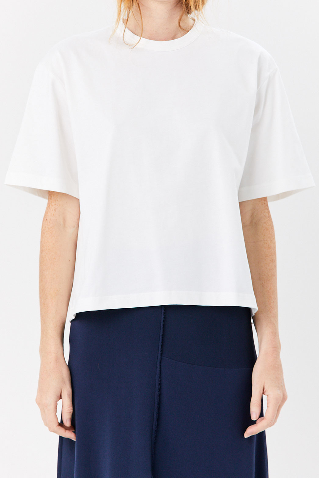 Studio Nicholson - Lee T-Shirt, White
