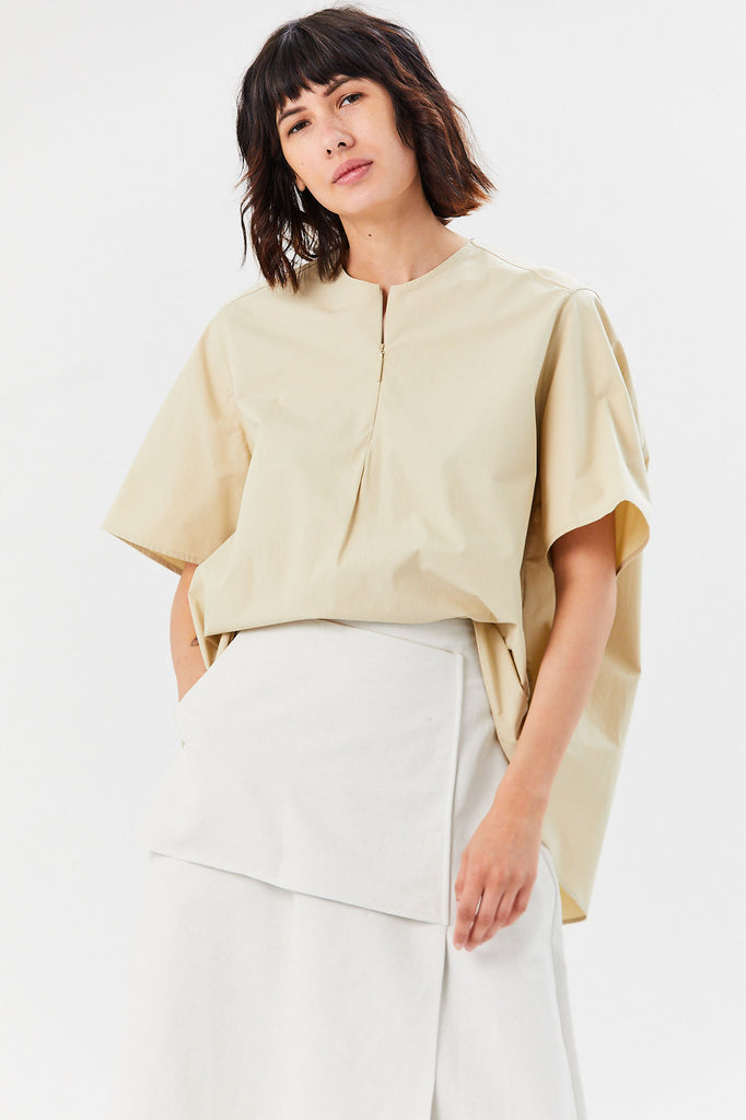 Studio Nicholson - Eltinger Sporty Top, Sand