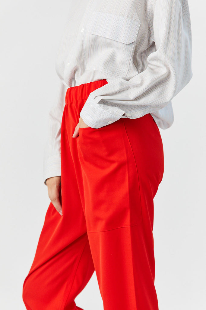 SOFIE D'HOORE - Punch Pant, Red