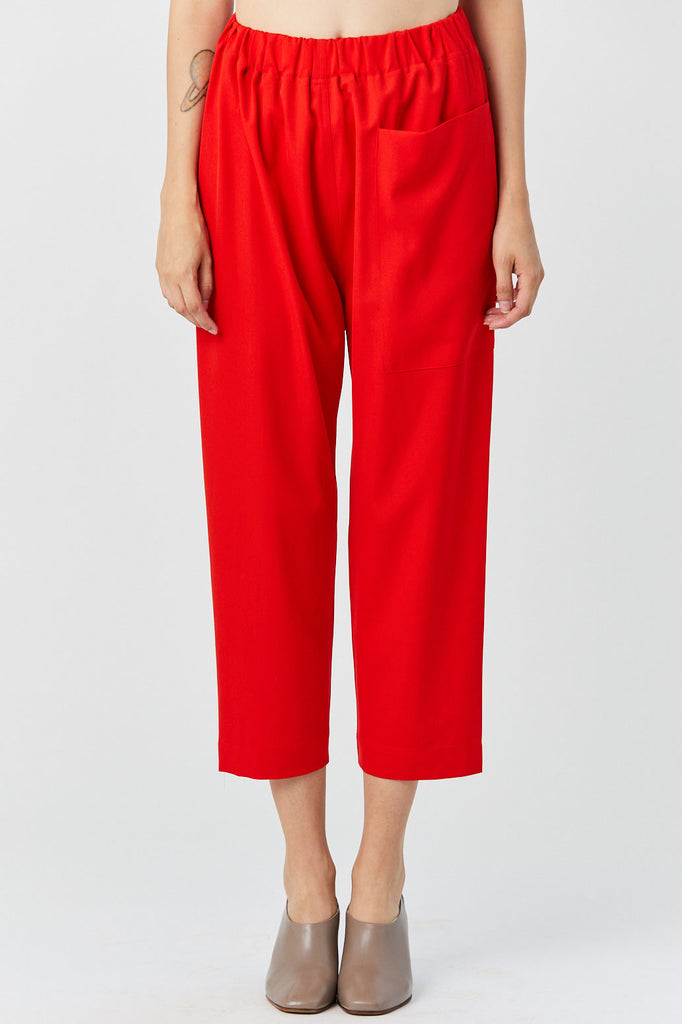 Punch Pant, Red