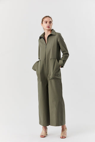 Sime Utility One-Piece, Olive