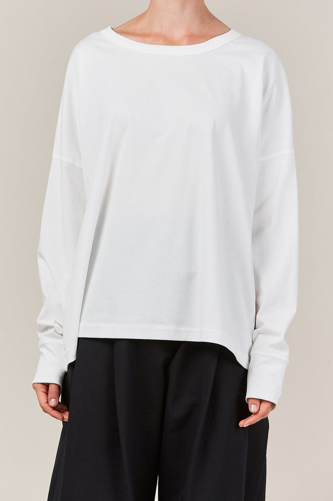 Studio Nicholson - long sleeve loop tee