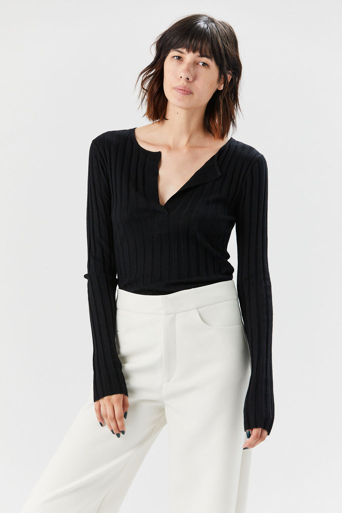 Totême - Avresa Top, Black