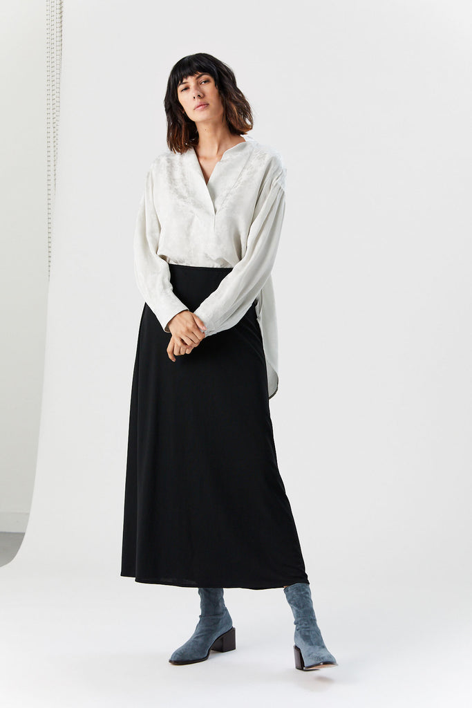 Totême - Bellaria Skirt, Black