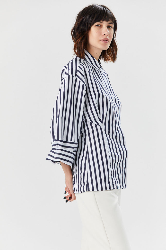 Bibione Shirt, Stripe
