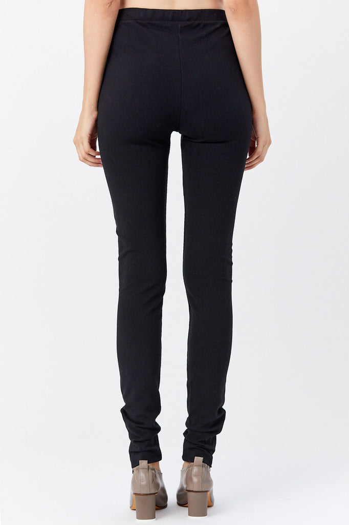 Totême - Cork Leggings, Black