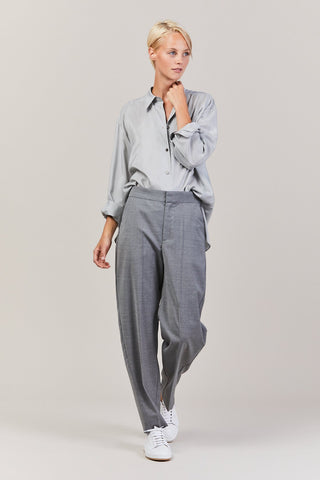 Lasavina trousers, Grey
