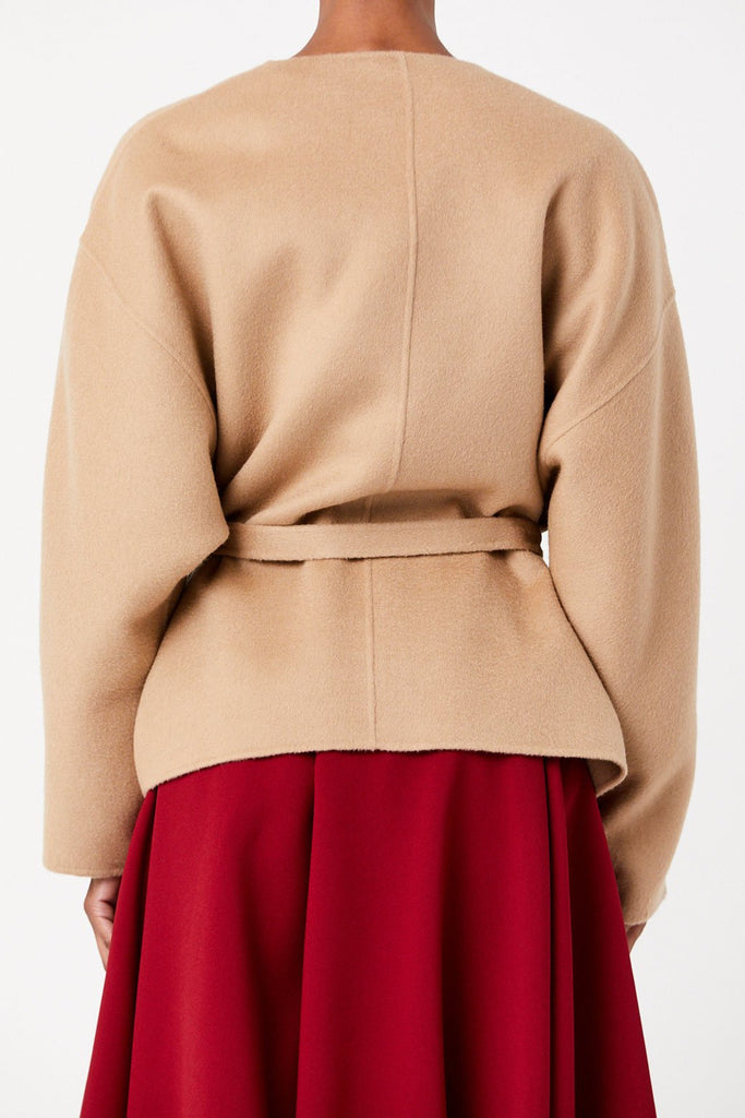 Totême - Lunel Jacket, Light Beige