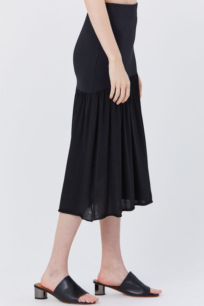 Totême - Montagu Skirt, Black