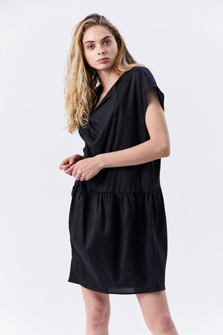 Priverno Dress, Black