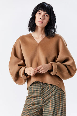 Rennes Sweater, Camel