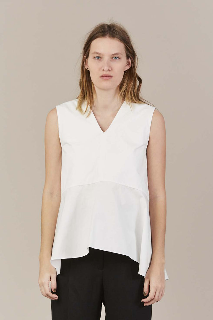 Veronica blouse, White