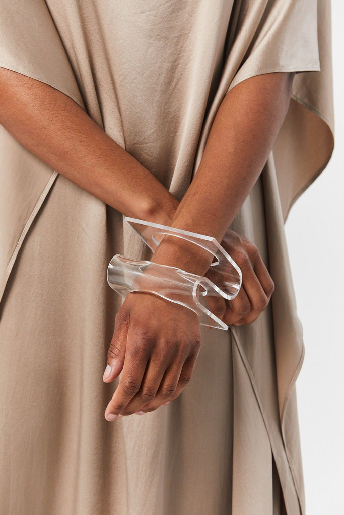 Veronique Leroy - Bracelet, Clear