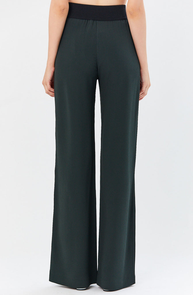 Veronique Leroy - Pull-On Pant, Forest