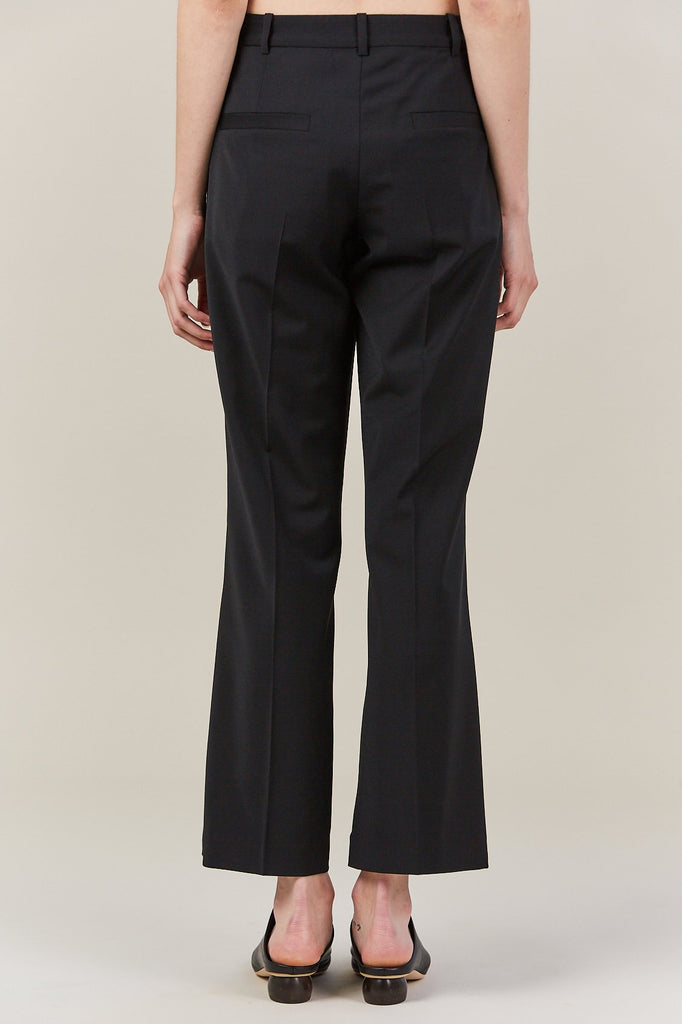 esther tailored pant, black