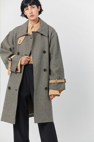 Billy Hunter Coat, Brown