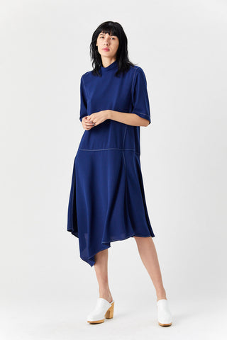 Margo Dress, Blue