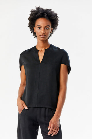 Hexagon Top, Black