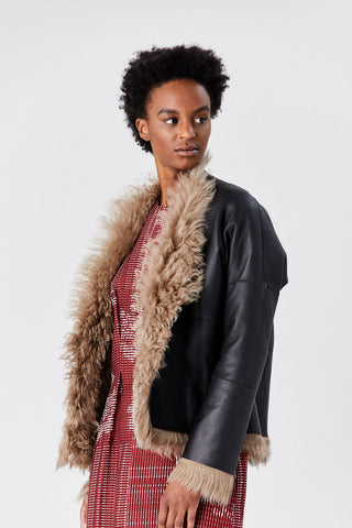 Shearling Stella Jacket