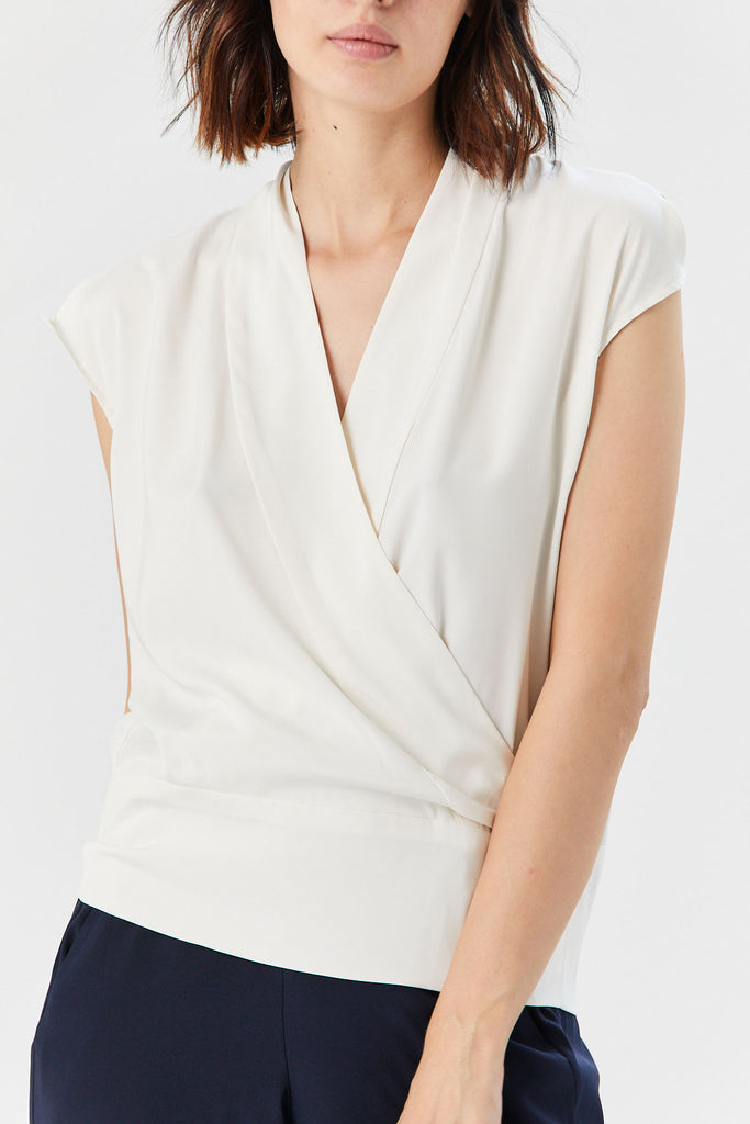 Tasmeen Top, White