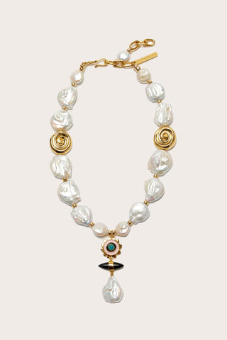 Apollo Pearl Necklace