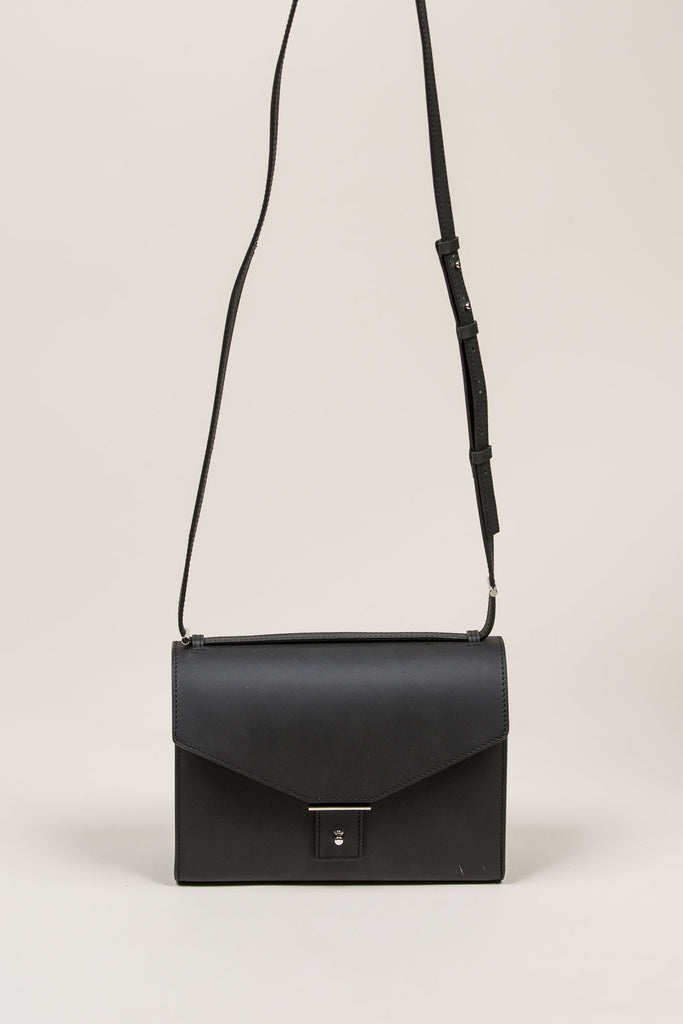 AB31 Shoulder Bag, Black by PB 0110 @ Kick Pleat - 4