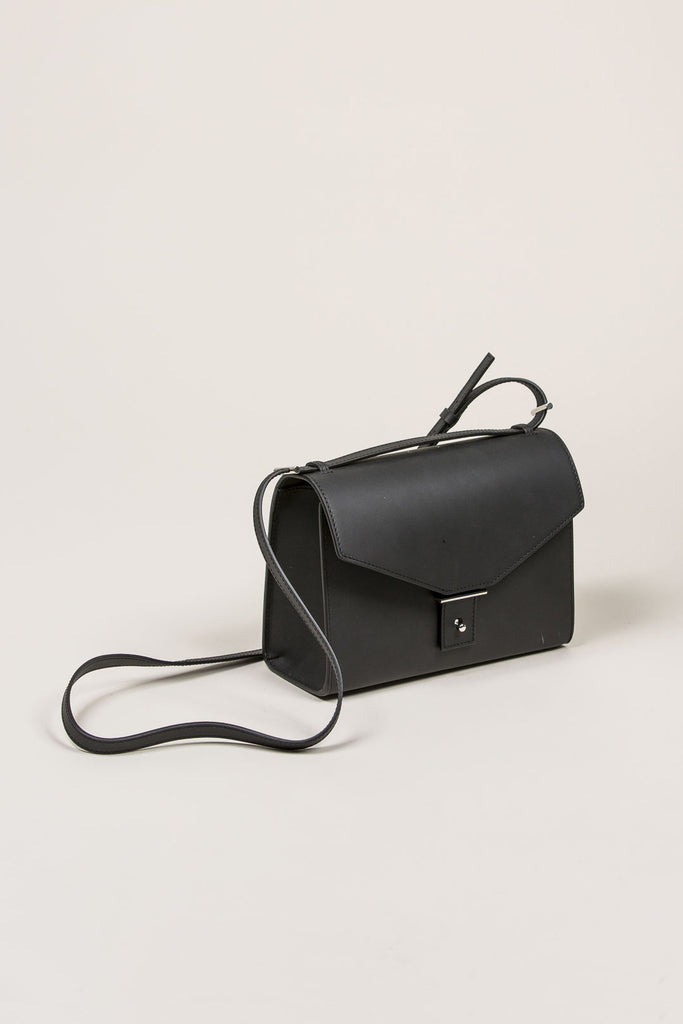 AB31 Shoulder Bag, Black by PB 0110 @ Kick Pleat - 1